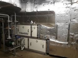 Elektrárna Chvaletice - zasedací místnost